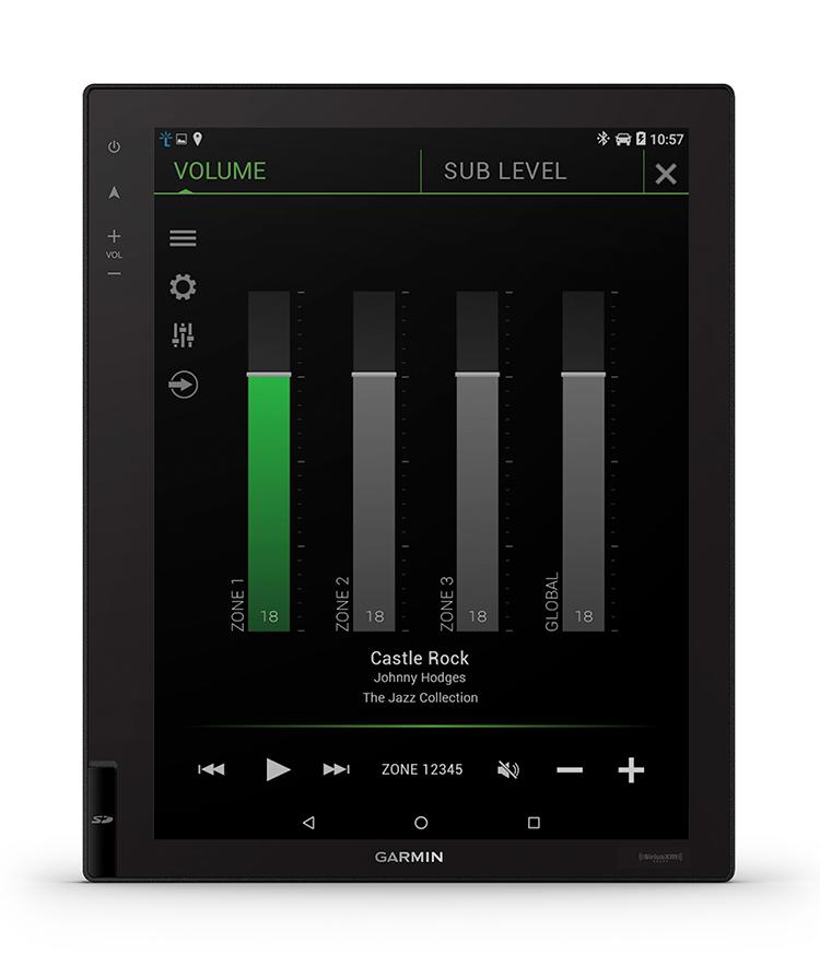 Multizone Audio Technology