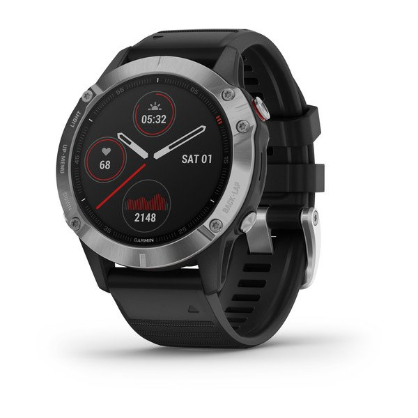 For more help with your Fenix 6 Series, visit our Support Center