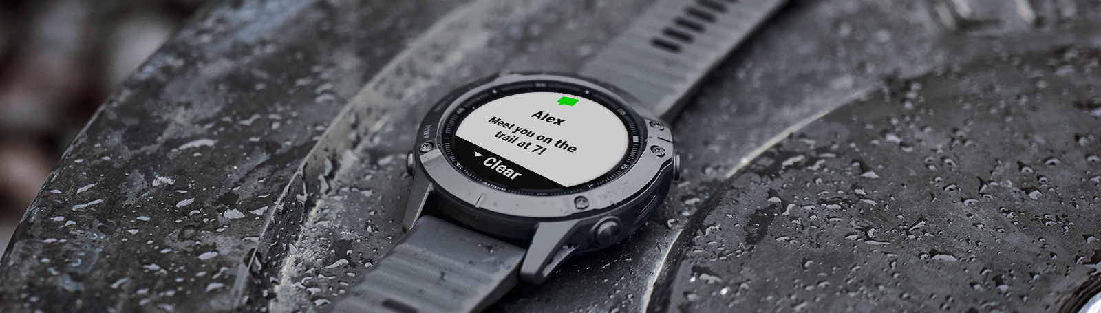 Reloj Garmin Fenix 6 Multideporte con Gps 7