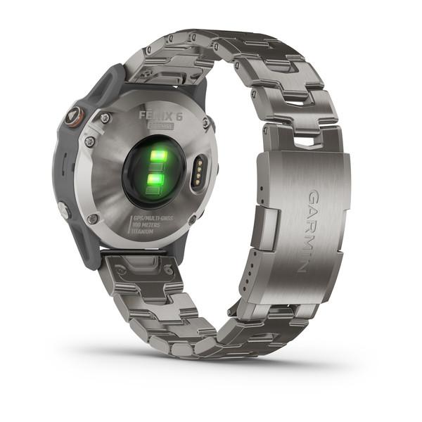 fēnix® 6 Pro and Sapphire 8