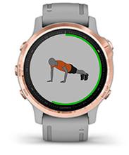 Đồng hồ Garmin fēnix® 6S - Phiên bản Pro và Sapphire 18