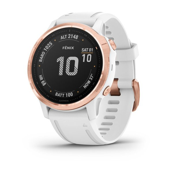 Garmin fenix® 6S Pro and Sapphire | Multisport GPS Watch