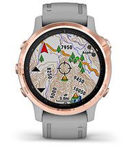 Đồng hồ Garmin fēnix® 6S - Phiên bản Pro và Sapphire 33