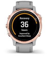 Đồng hồ Garmin fēnix® 6S - Phiên bản Pro và Sapphire 26