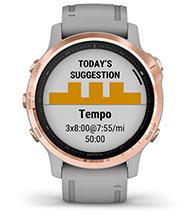 Đồng hồ Garmin fēnix® 6S - Phiên bản Pro và Sapphire 27