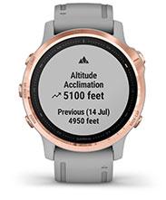 Đồng hồ Garmin fēnix® 6S - Phiên bản Pro và Sapphire 36
