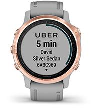 Đồng hồ Garmin fēnix® 6S - Phiên bản Pro và Sapphire 47