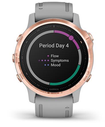 Đồng hồ Garmin fēnix® 6S - Phiên bản Pro và Sapphire 30
