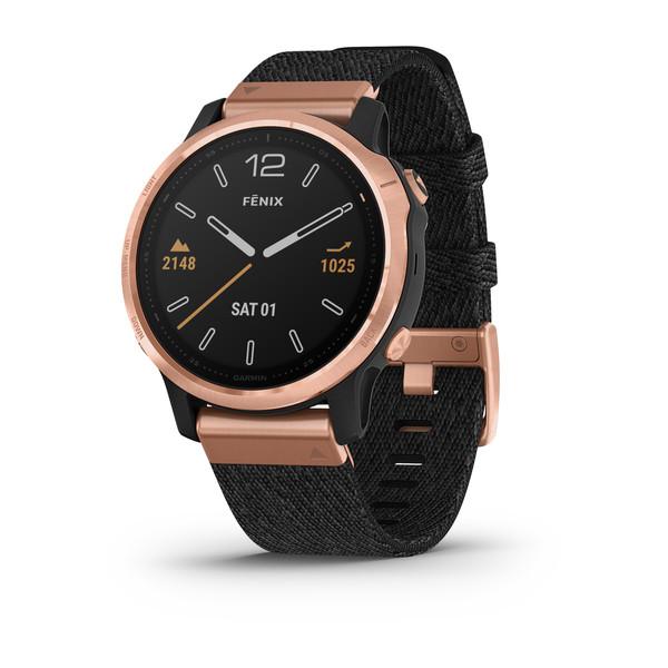 fēnix® 6S Pro and Sapphire