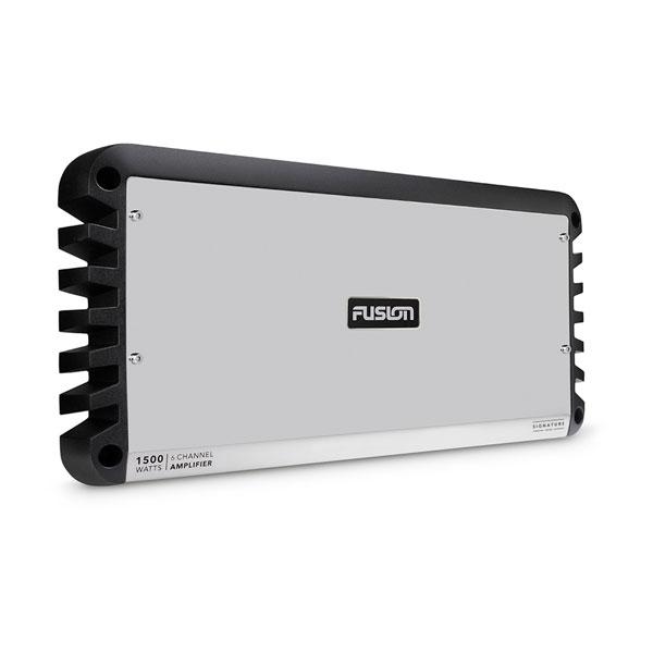 Fusion® Signature Series Marine Amplifiers 1