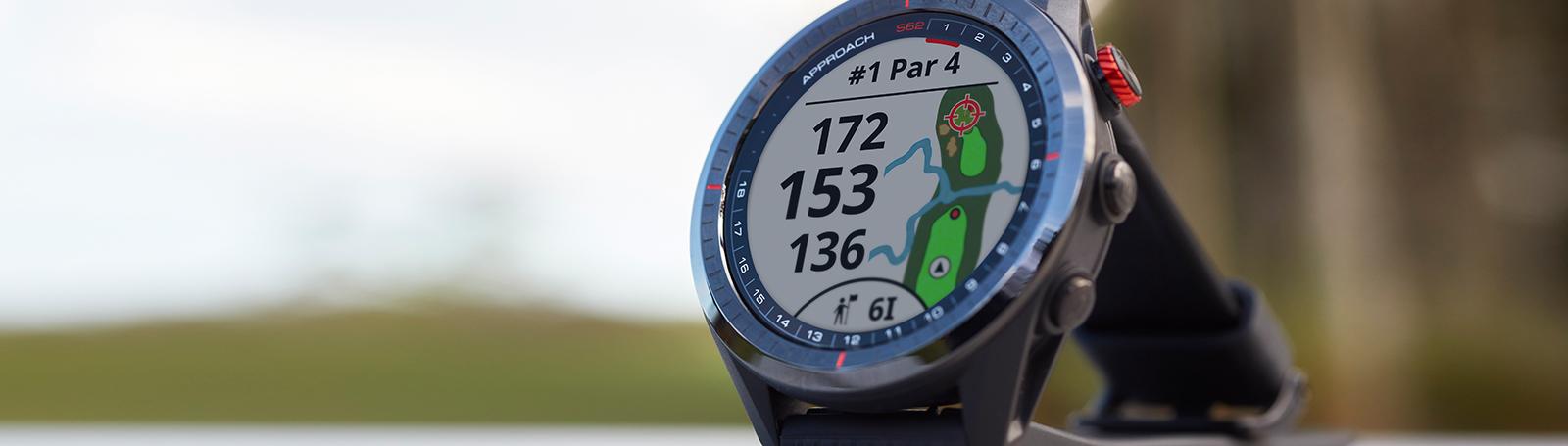 Đồng hồ Garmin -  Approach® S62 Bundle 17