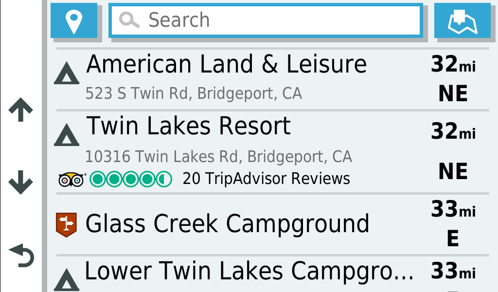 Enjoy Road Trips with TripAdvisor