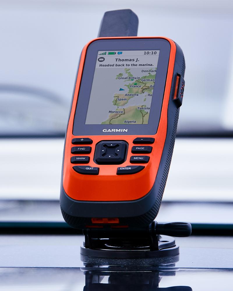 GPSMAP® 86sci | Handheld Marine GPS | GARMIN