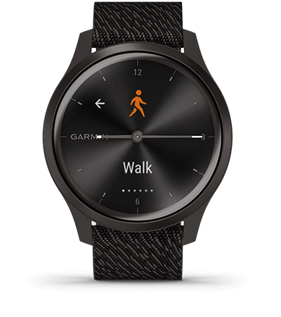 SYNCHRONISEER MET GARMIN CONNECT