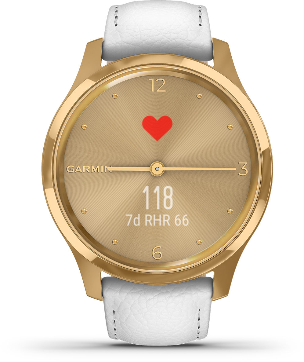 Garmin vivomove Luxe, Jam Tangan Garmin, Jual Jam Garmin, Smartwatch Garmin