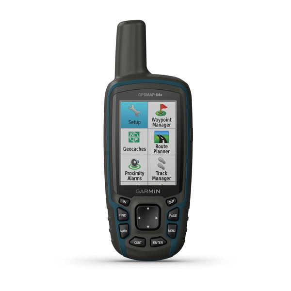 GPSMAP 64x 4