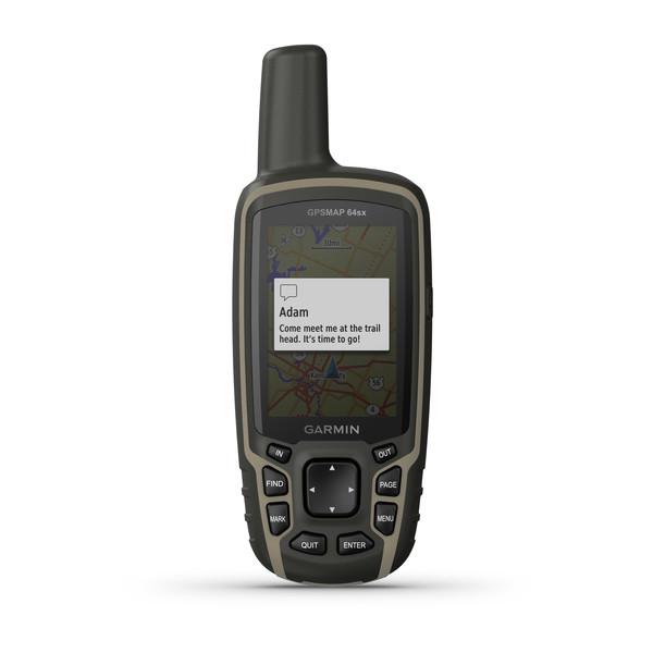 GPSMAP 64sx 4
