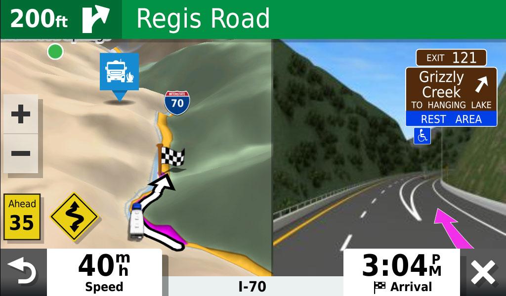 Customized RV Navigation