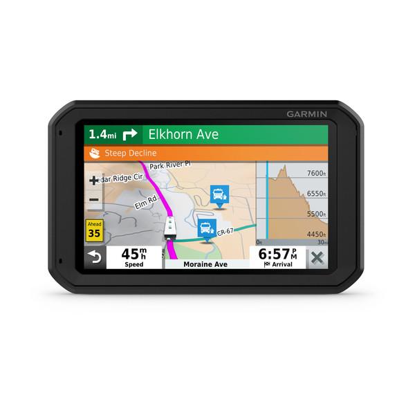 RV 702 navigatiesysteem en afstandsbediening