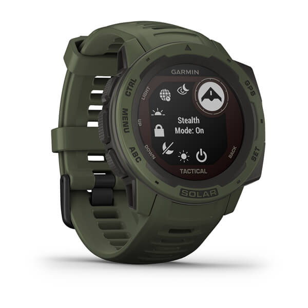 Instinct® Solar – Tactical Edition 2