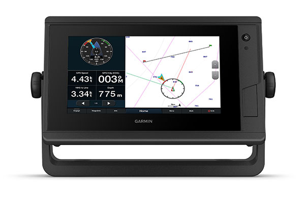 GPSMAP 722 Plus with SailAssist screen