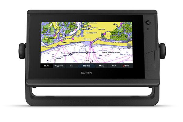 GPSMAP® 722xs Plus with Garmin Marine Network screen