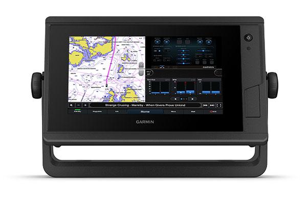 GPSMAP 722xs Plus z ekranem J1939 Connectivity