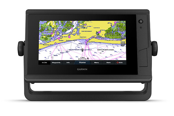 GPSMAP 742xs Plus with maps screen