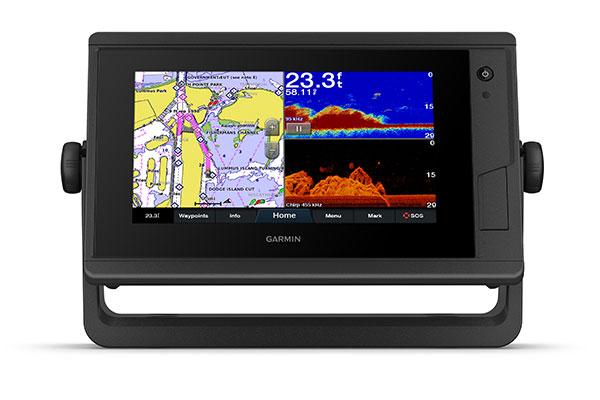 GPSMAP 742xs Plus with Garmin Marine Network screen