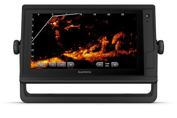 GPSMAP® 922 Plus with Panoptix sonar screen