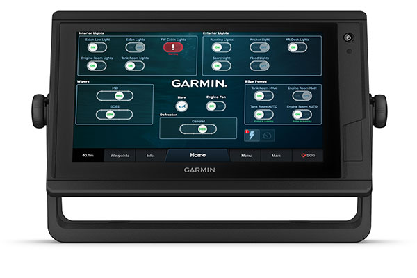 GPSMAP® 922xs Plus with OneHelm screen