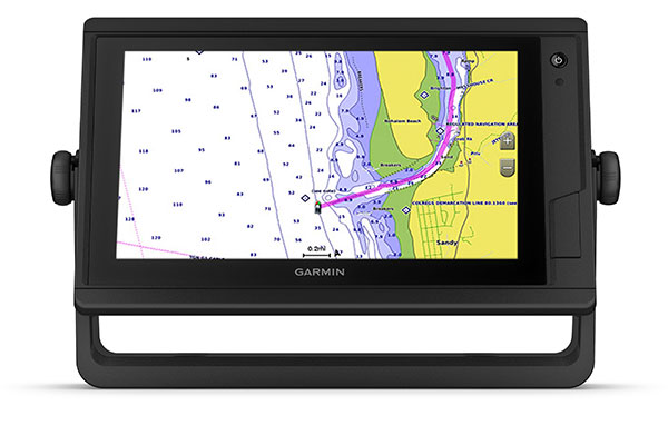 CPSMAP 942xs Plus with BlueChart g3 Vision screen