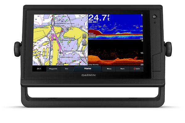 GPSMAP 942xs Plus with Garmin Marine Network screen