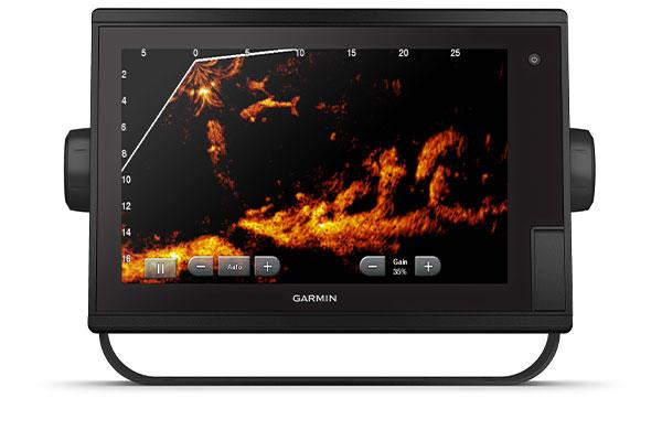 GPSMAP® 1222 Plus con schermata Panoptix