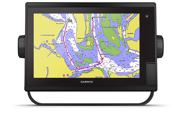 GPSMAP 1242xsv Touch Plus with mapping screen