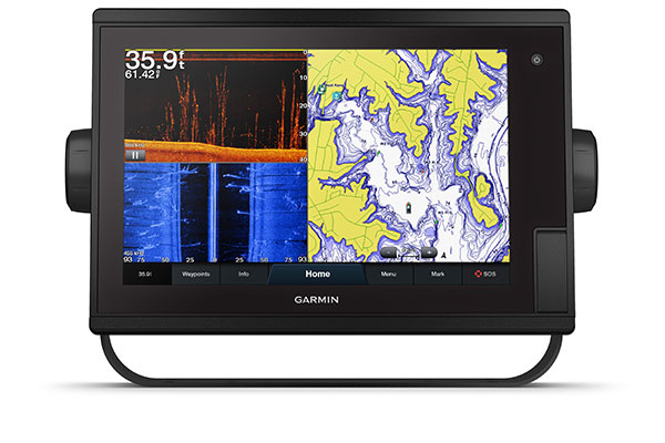 GPSMAP 1242xsv Touch Plus with Garmin Marine Network screen