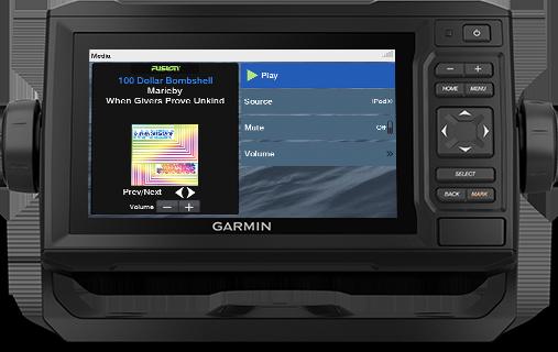 echoMAP UHD 62cv con pantalla NMEA