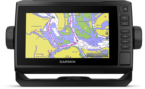 ECHOMAP UHD 74cv with mapping screen