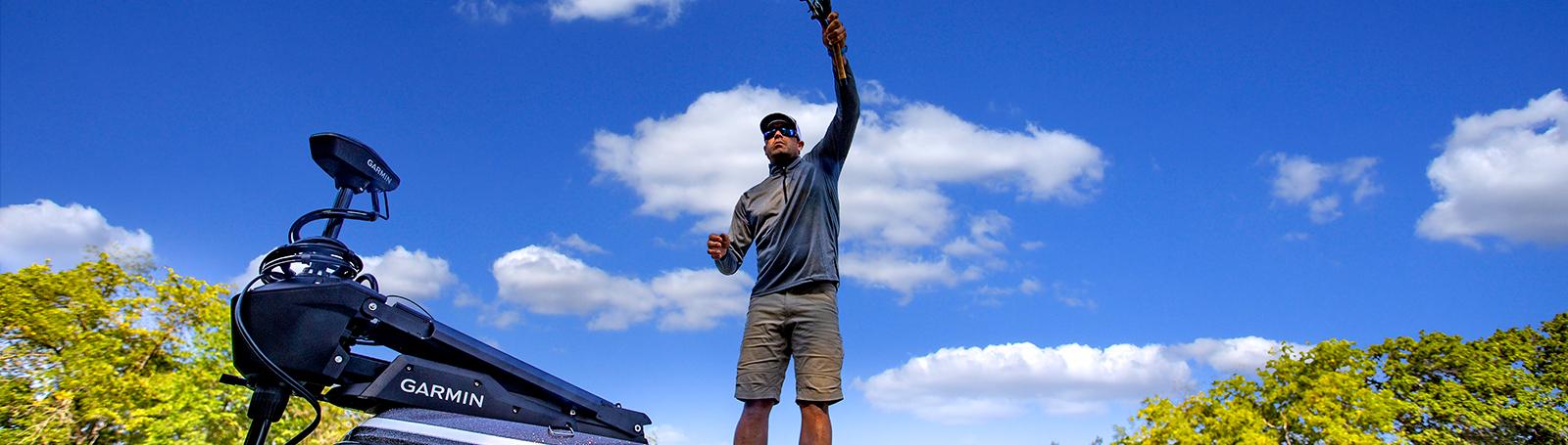 Lleva la pesca a un nuevo nivel.