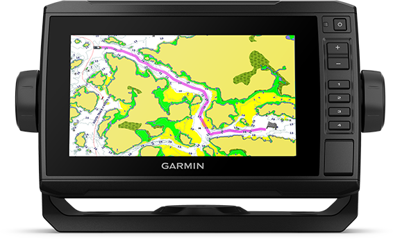 ECHOMAP UHD 75sv with mapping screen