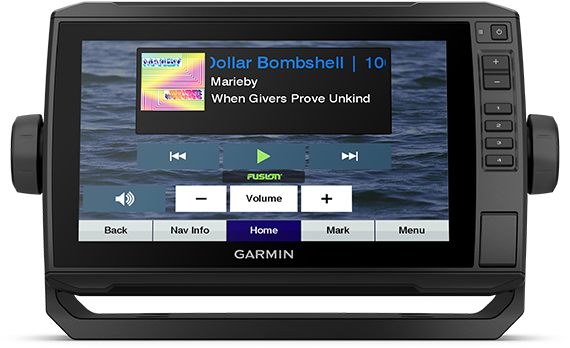 ECHOMAP UHD 92sv with NMEA screen
