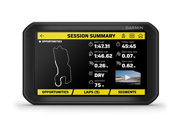 Garmin Catalyst™ | Instrument d'analyse du pilotage