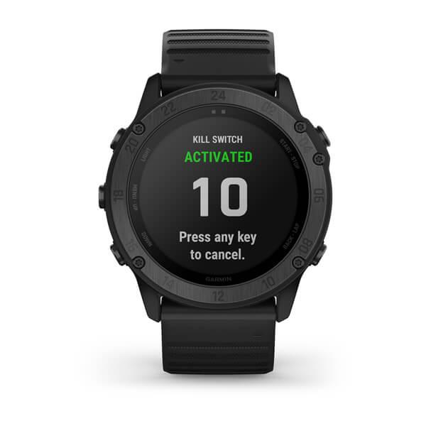 Edycja Sapphire zegarka tactix® Delta 3