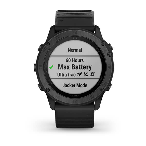 Edycja Sapphire zegarka tactix® Delta 6