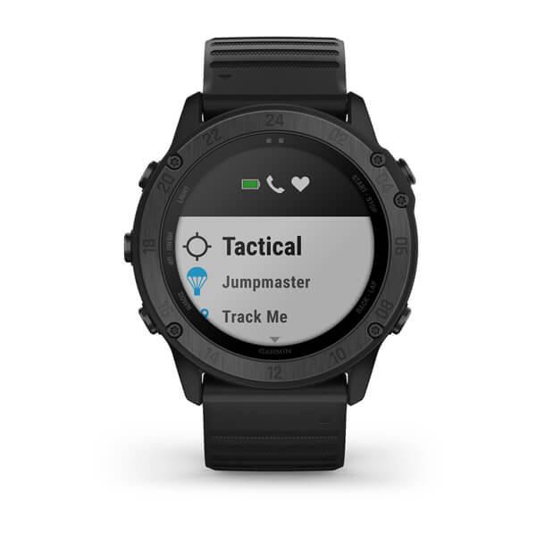 Edycja Sapphire zegarka tactix® Delta 8