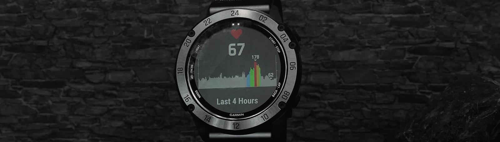 Garmin GPS Multisportuhr Tactix Delta Solar Ballistic Edition