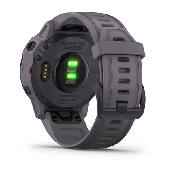 fēnix® 6S - Pro Solar Edition 8