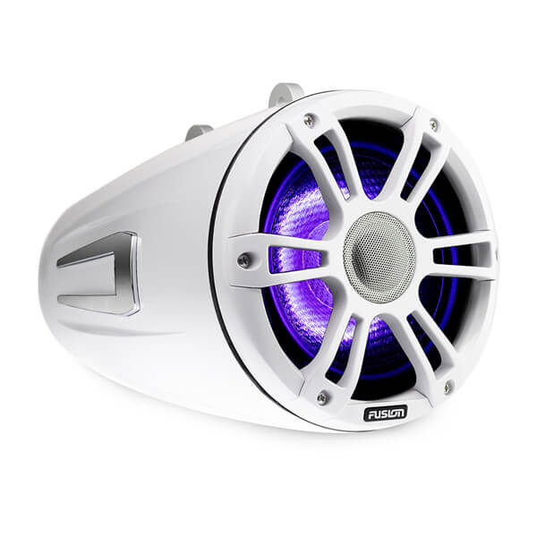Fusion® Signature Series 3 Marine Wake Tower Speakers 2