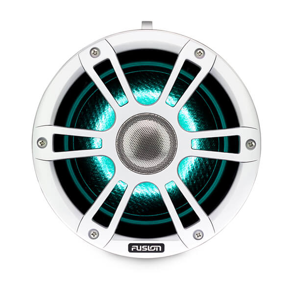 Fusion® Signature Series 3 Marine Wake Tower Speakers 1