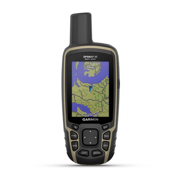 GPSMAP® 65 4